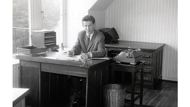 Office, 1962, Bremen
